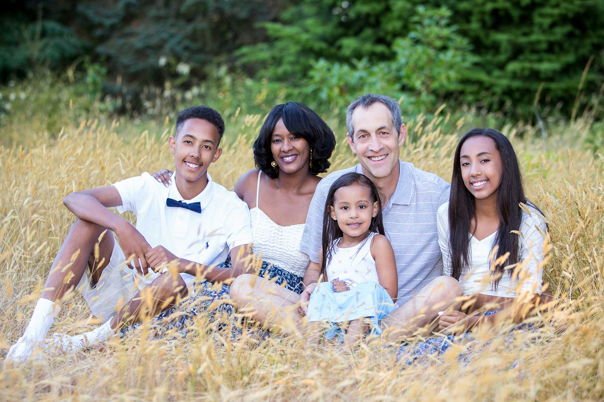 Seattle family photography, Seattle family portraits