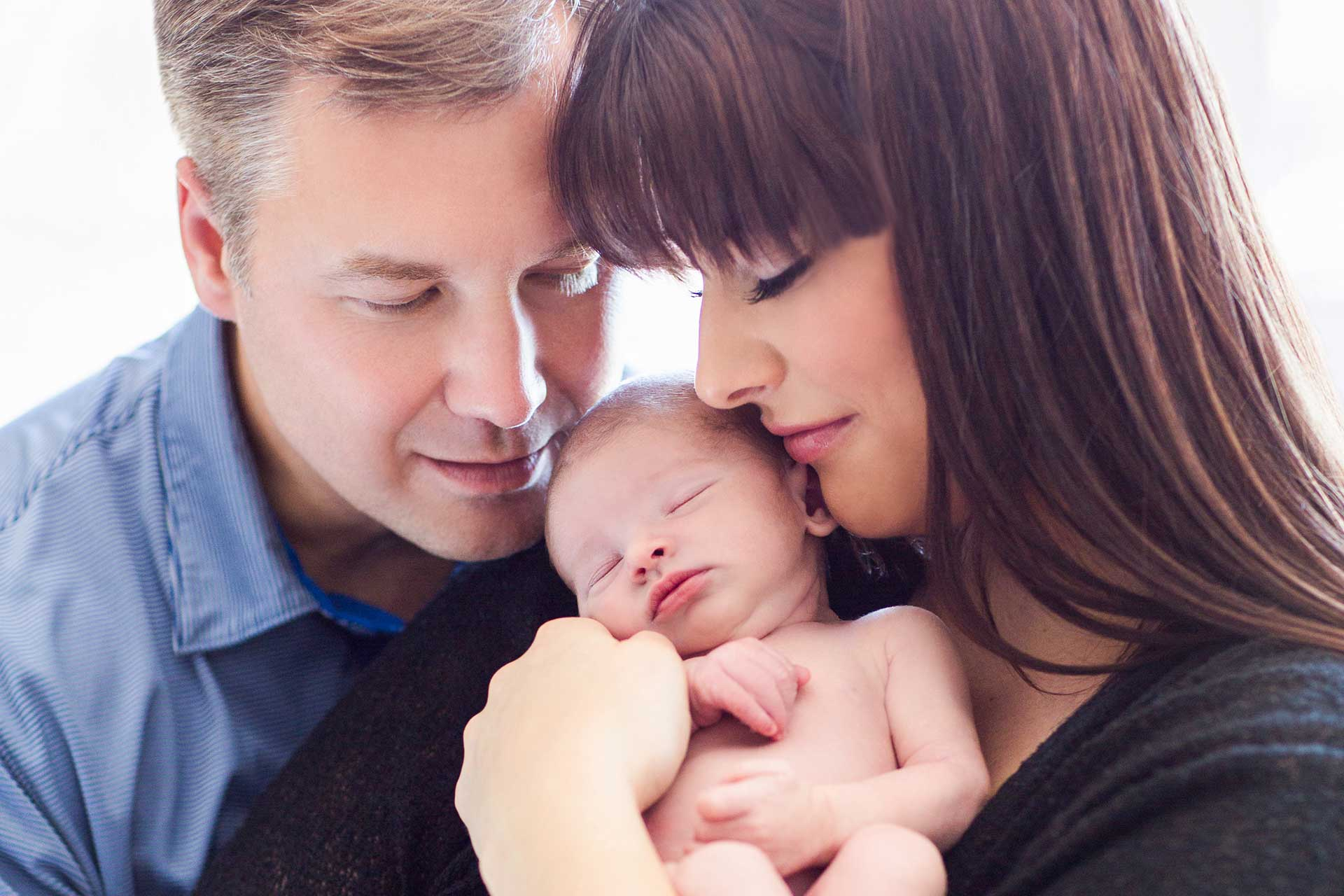 Newborns – Linda Brooks Photography